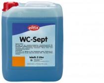 Sanitarinė valymo priemonė WC-Sept Konzentrat