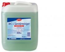Sanitarinė valymo priemonė WC- und Sanitärreiniger Gel grün