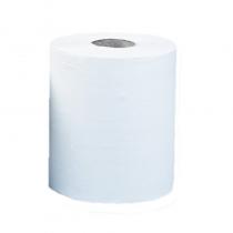 Popieriniai rankšluosčiai ritinyje MERIDA OPTIMUM AUTOMATIC dalytuvui MINI, 11 vnt.