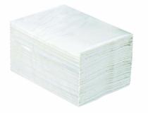 Buitinės servetelės, baltos, 2000 vnt.