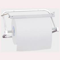 Pakaba valymo popieriaus ritiniams, balta