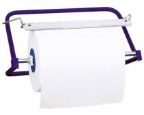 Pakaba valymo popieriaus ritiniams, mėlyna