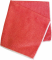 Valymo audinys iš mikrofazės PREMIUM, raudonas