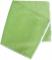 Valymo audinys iš mikrofazės PREMIUM, žalias
